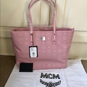 Authentic MCM Bag & Clutch
